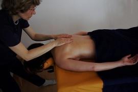 Beispiel Rückenmassage